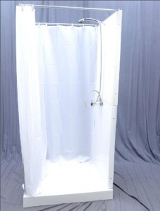 Shower AnyPlace – Healthy Affordable Solutions